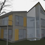 Mehrfamilienhaus Wachs