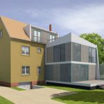 Anbau Mehrfamilienhaus S