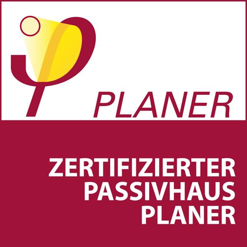 Zertifikat Passivhaus-Planer