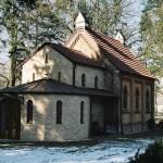 Friedhofskapelle Zessen